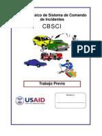 Curso Basico de Sistemas de Comando de Incidentes