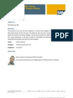Understanding BEx Query DesigneraPart-6 Simple Query Design