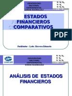 ESTADO FINANCIEROS COMPARATIVO