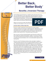 Benefit Inversion