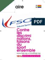 Annuaire FSGL 2011