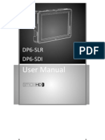 DP6 User Manual