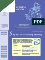 Learning&Facilitating