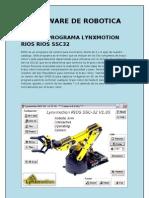 Software de Robotica