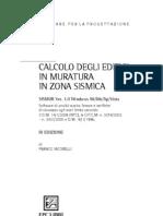 Calcolo Degli Edifici in Muratura in Zona Sismica