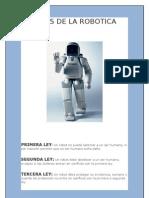 Leyes de La Robotica