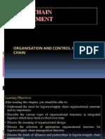 Org Control in SCM