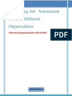 Organizational Behavior Report