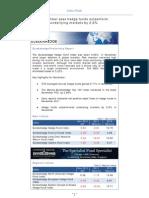Eurekahedge Index Flash - December 2011