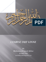 Islamic Studies c Outline