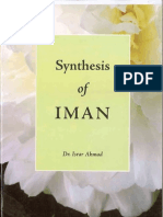 Synthesis of IMAN - Israr