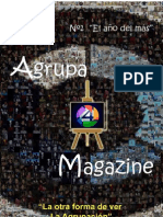 Nº1 Agrupa Magazine