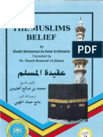 The Muslims Belief