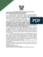 MANIFESTAÇÃO INTERESSE CONTRATAÇÃO CONSULTORIA PARA ELABORAÇÃO ZONEAMENTO ÁREA PROTEÇÃO AMBIENTA BONFIM GUARAIRAS