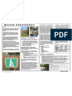 Brook End Sewage Management