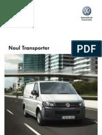 Catalog Noul Transporter Gp 2010