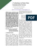 ZigBee Technology in Future DATA Communication Syatem