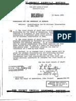 Operation NorthWoods DECLASSIFIED