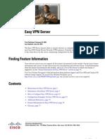 Sec Easy VPN Srvr