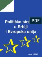 1.Politicke Stranke u Srbiji i Evropska Unija