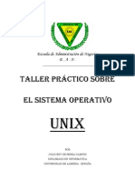 Taller Unix