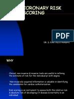 Coronary Risk Scoring
