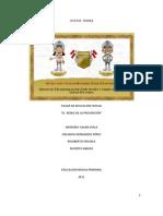 PROYECTO DE EDUCACIÓN SEXUAL 2011 I.E.D. TUDELA  PAIME