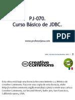 Curso Basico de JDBC