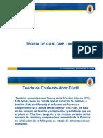 Teoria de Coulomb - Mohr