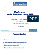Web Services Php