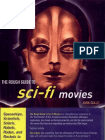 Scalzi, John - The Rough Guide to Sci-Fi Movies (2005)