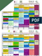 Programmschema 2012