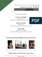 Compte Rendu CPPES 18 Mai 2010