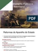 enquadramento político e ideológico