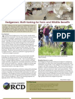 Spring 2010 Conservation Quarterly - Yolo County Resource Conservation District