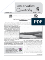 Summer 2004 Conservation Quarterly - Yolo County Resource Conservation District