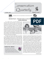 Winter 2004 Conservation Quarterly - Yolo County Resource Conservation District