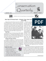 Summer 2003 Conservation Quarterly - Yolo County Resource Conservation District