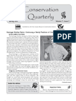 Spring 2003 Conservation Quarterly - Yolo County Resource Conservation District