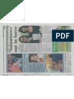 Jewish Telegraph - Leeds Fair Coverage November 2011