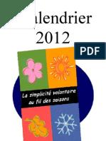 La SV Au Fil Des Saisons - 2012