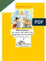 oraciones diarias para niños  ejercicios espirituales