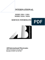 Hi Fi Audio Amplifiers Amplifier Distortion