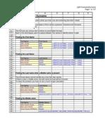45 Excel Formulas