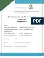 Evidencias Actividad 2 Unidad Temática 2. El gobierno y  la Industria de  Telecomunicaciones(EstadosUnidos)