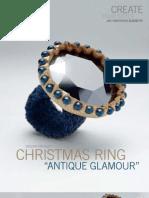 Antique Ring Glamour Tutorial