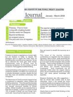 ZIPPA Migration Journal Jan - March 2008[1]