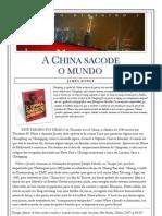 A China Sacode o Mundo
