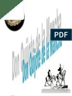 EL Quijote de La Mancha - Informe Final