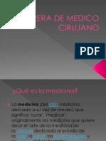Carrera de Medico Cirujano